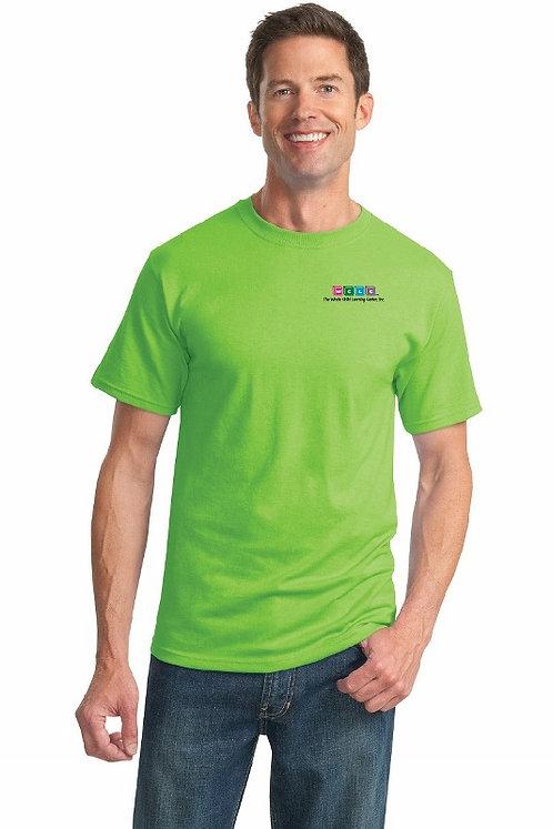 Men's t-shirt WCLC color logo