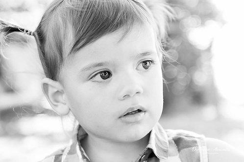 Bon cadeau shooting famille / Enfants