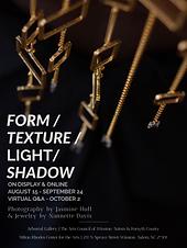 Form/Texture/Light/Shadow