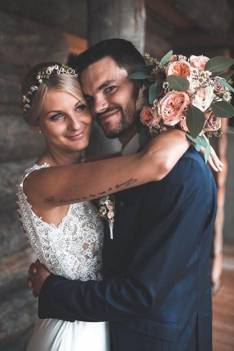 402 Hochzeit Bettina und Flo -  Portrait