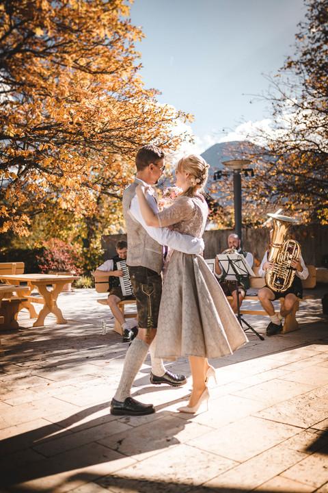 251 Hochzeit Eva und Michi  -   Brauttan