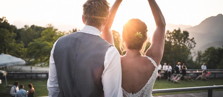 Hochzeit Angi und Sepp