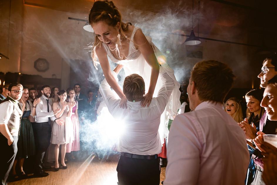 930 Hochzeit Lisa und Sepp  -  Abend und