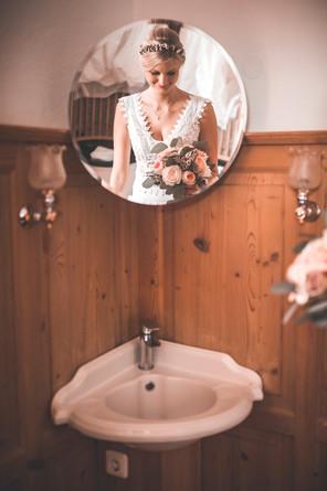 84 Hochzeit Bettina und Flo -  Making of