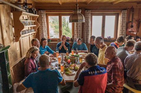 175 WEB - DAV Tegernseer Hütte -  Hütte.