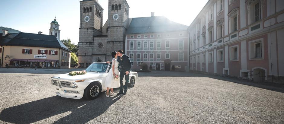 Hochzeit Conny und Michi
