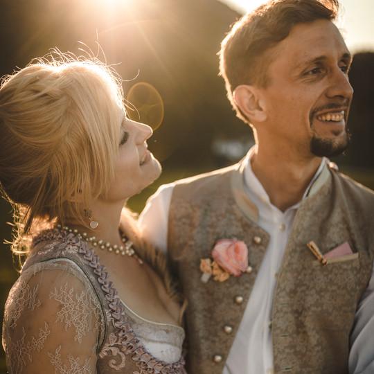 399 Hochzeit Eva und Michi  -   Portrait