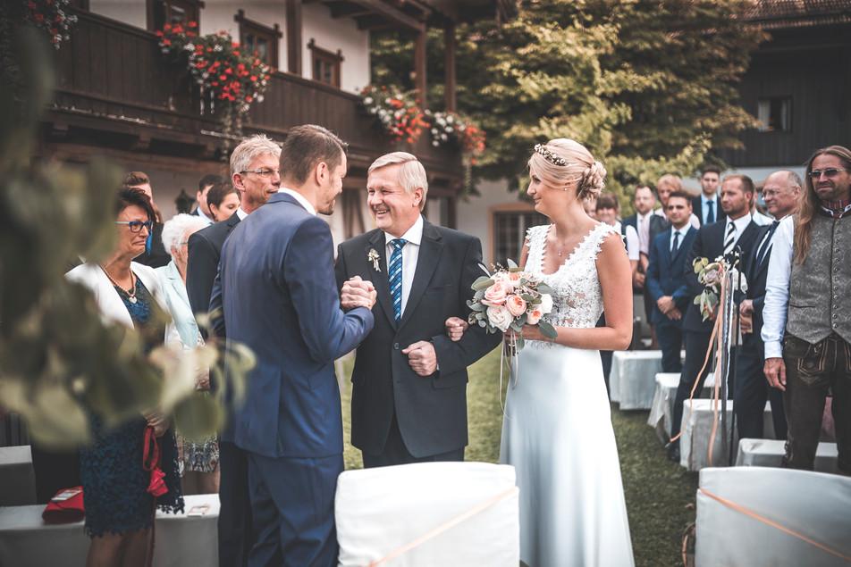 104 Hochzeit Bettina und Flo -  Freie Tr