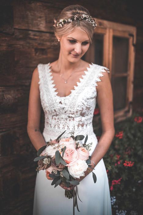 415 Hochzeit Bettina und Flo -  Portrait