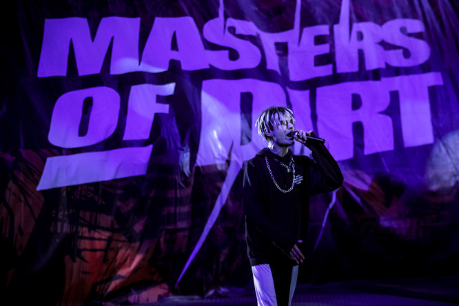 73  Masters of Dirt SBG by Klaus Listl -