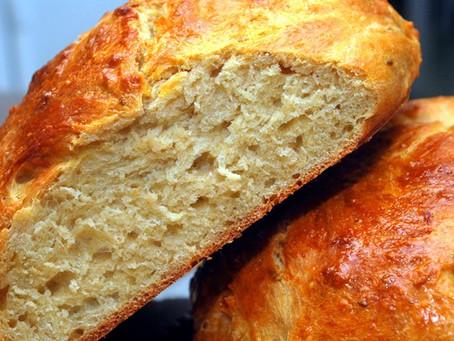 Joyce Carol Oats' ~ Easter Anise Bread