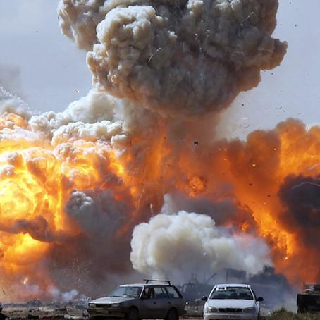 Redegjørelse for Norges bombing av Libya i Stortinget