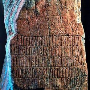 Týrsteinen og runene der