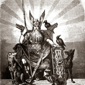 Óðinn og hva han er