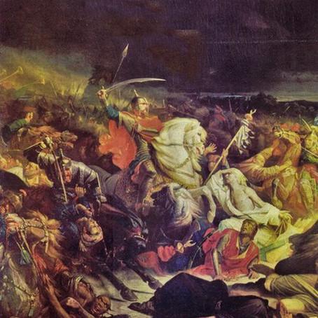 Folkevandringer og invasjoner i et historisk perspektiv