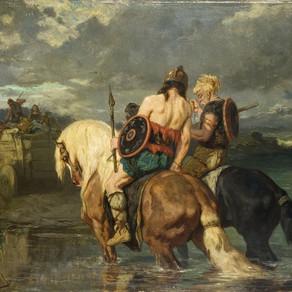 De germanske stammenes preg på Europa