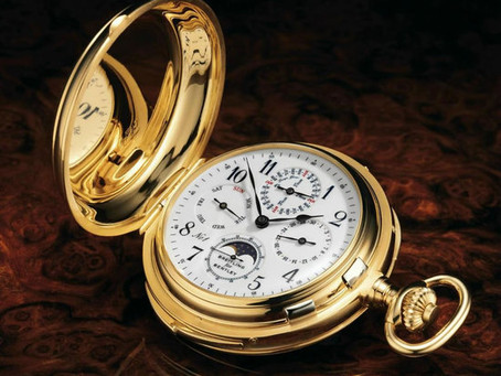 A parábola do relógio perdido