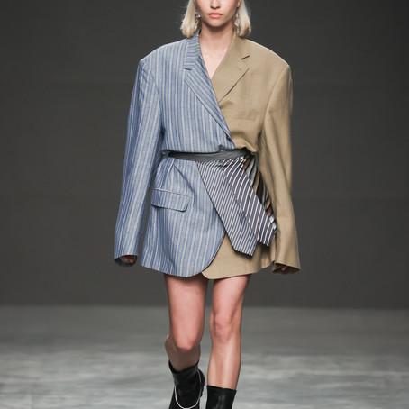 VINA на Mercedes-Benz Fashion Week Russia