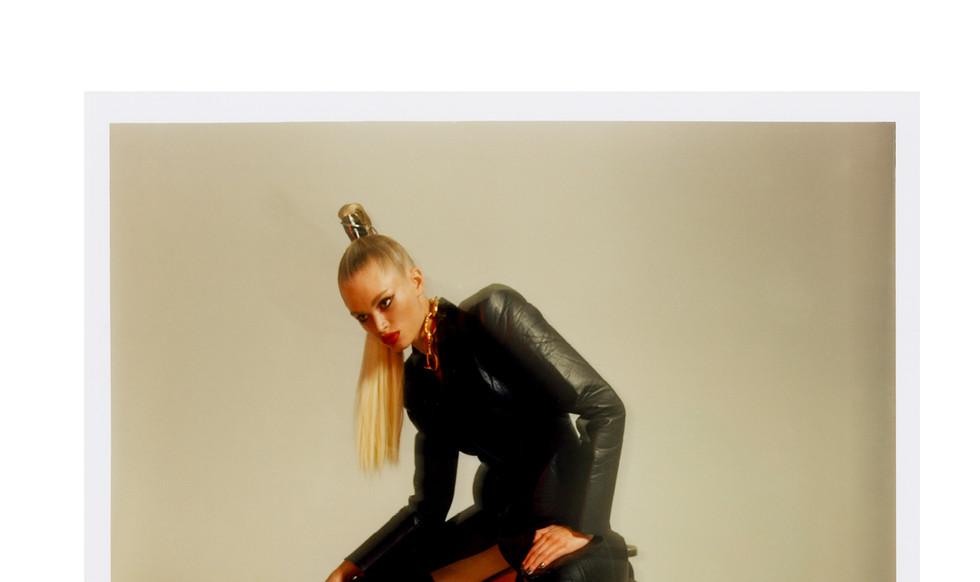 Photographer: Rhys Frampton @rhysframpton Stylist: Luca Falcioni @luca_falcioni_ Model: Ella Hopem Merryweather @ellahopem at Tess Management  Casting director: Aleks Ivanof @ivanof_aleks Producer: Federica Barletta @federicabarl Hair stylist: Anastasia Stylianou @anastasiastylianou Makeup artist: Francesca Brazzo @francescabrazzo Nail artist: Edyta Betka @edytabetka_nailpro  Assistants photographer: Dan knott and Arron Crossman Assistants stylist: Mihaela Popa @mihaliliana and Ann Maleen @annmaleen
