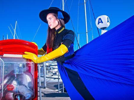 ACROSS THE SEA Aurika Popova by Irina Lis Costanzo