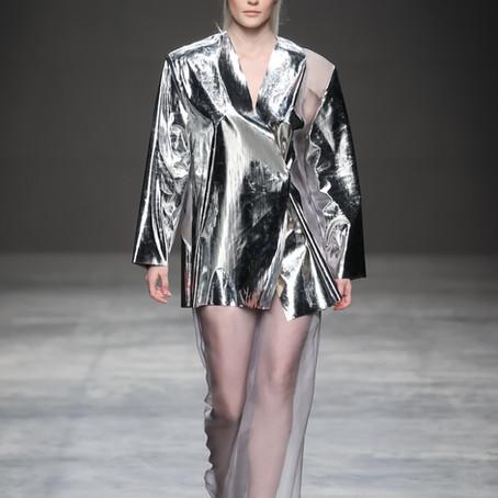 ALENA NEGA на Mercedes-Benz Fashion Week Russia