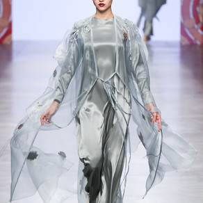 AL KAFTAN на Mercedes-Benz Fashion Week Russia