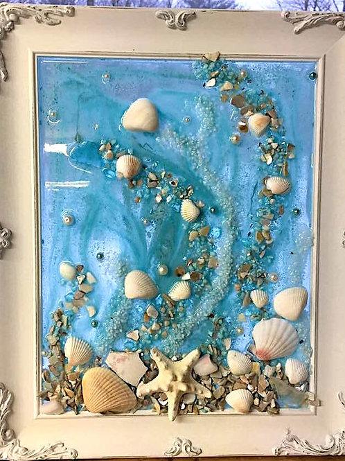 Sea Scape Art
