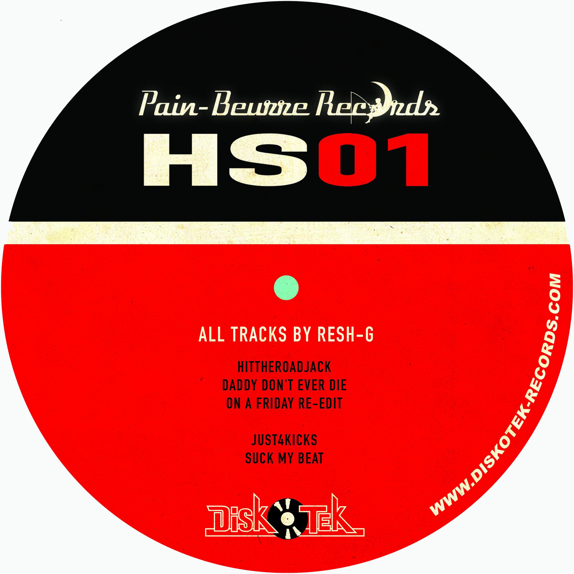 HS 03 - RESH  G  - macaron 2 copie
