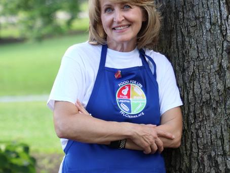 Carolyn Strickland Interview