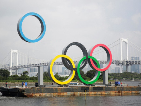 Blue Olympic Ring Forced to Isolate Following Covid Exposure