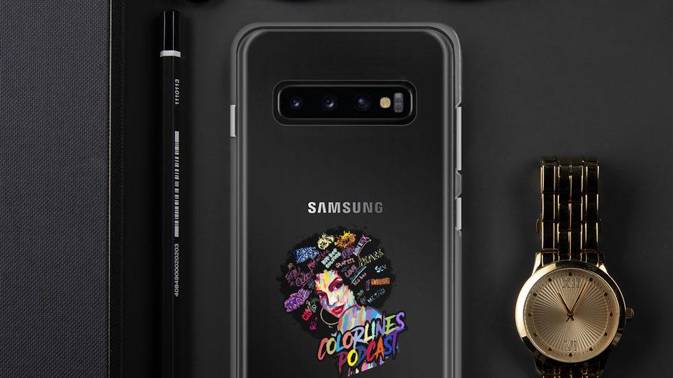 Colorlines Podcast Samsung Case