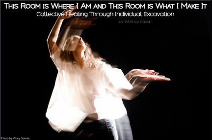 This Room is Where I Am by Whitney Casal