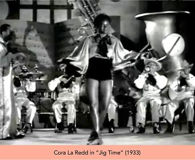 Cora La Redd in Jig Time