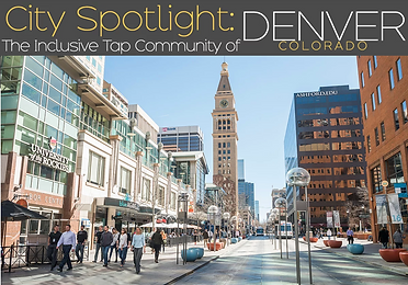 City Spotlight: Denver by Sarah Prit