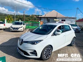Arrivée de la RENAULT ZOÉ à la MFR, au bonheur des futurs chauffeurs !