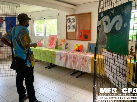 Street Art, Vecteur d'Existence à la MFR !