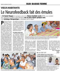 Le Neurofeedback fait des émules - Article du 13 mai 2017