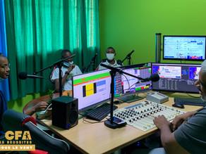 Fête de la Radio : la MFR de la Côte Sous le Vent à l'antenne !