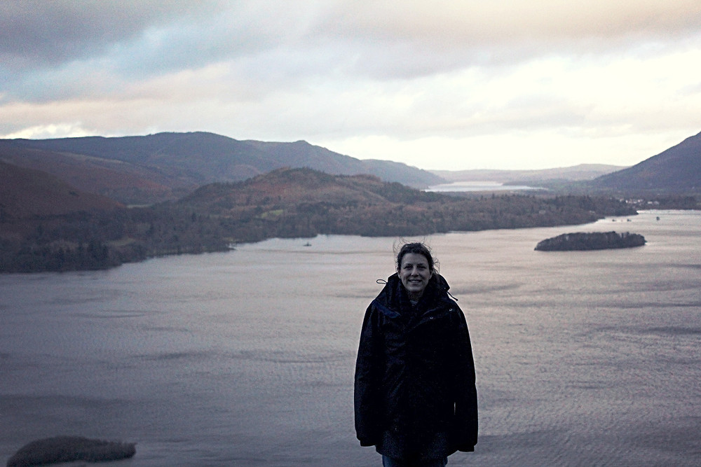 Me in the Lake District, England, November 2015