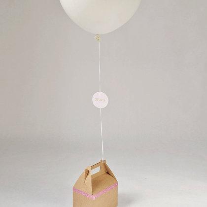 (t) Dimanche - Boite à goûter Ballon