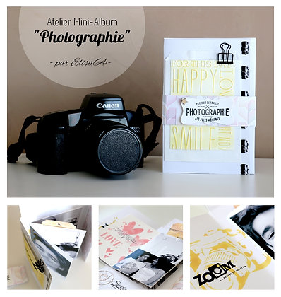 Samedi (3) : Mini Album «Photographie »