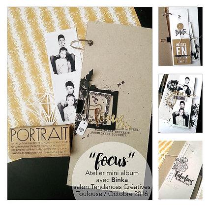 Dimanche - Mini Album « Focus » B