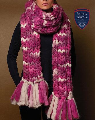 Samedi - Atelier tricot XXXL : écharpe