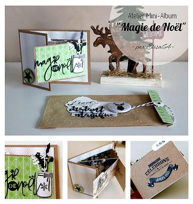 Vendredi (5) : Mini Album «Magie de Noel»