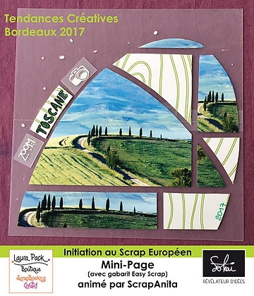 (b) Dimanche (3) - Mini-page de Scrap Européen