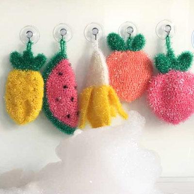 (r)Samedi - Crocheter son éponge en CréativeBubble