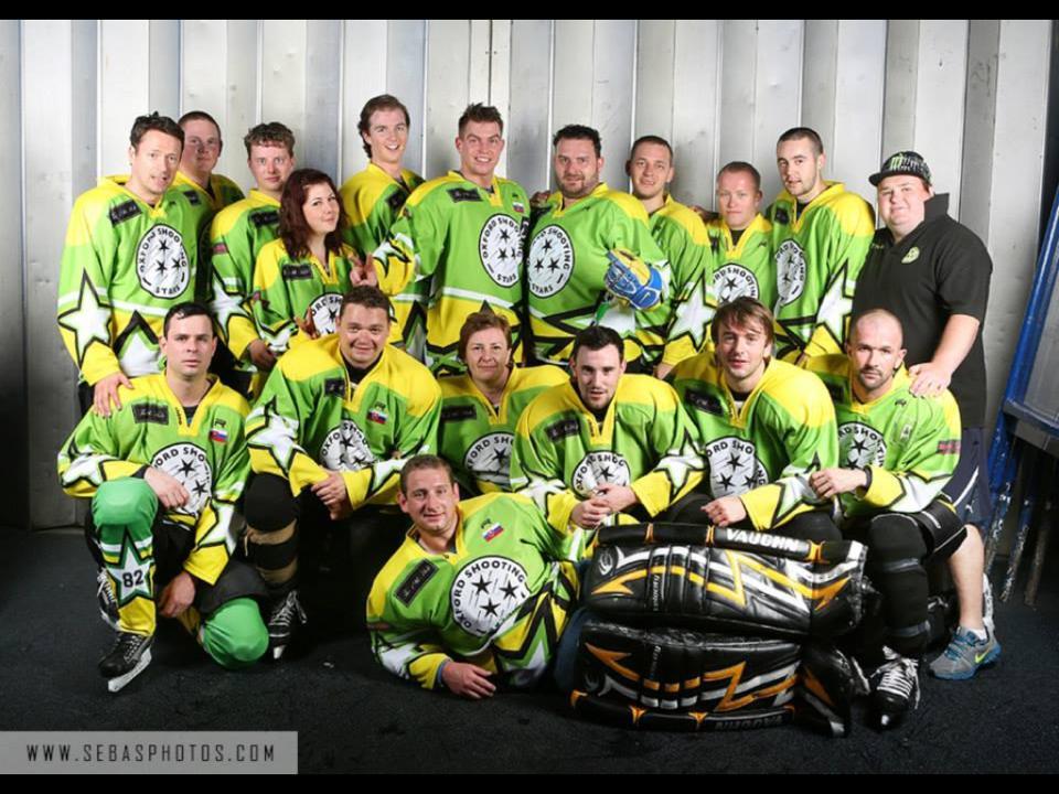Lyon Team Shot