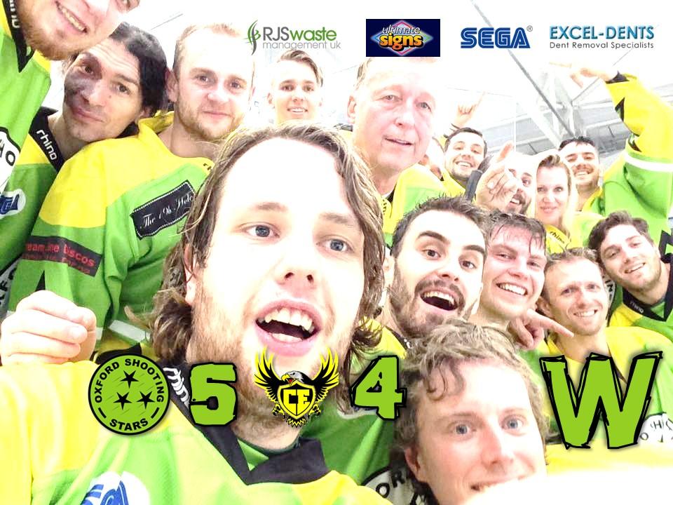 WIN - 19-11-16 - Cardiff Eagles vs OSS