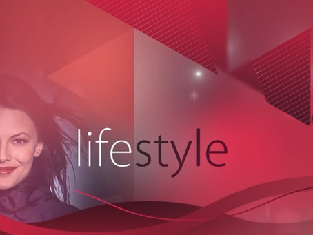 Lifestyle - Patricia Boser bei uns zu Hause