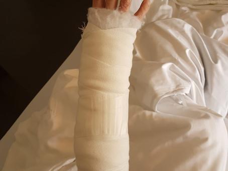 Spitalaufenthalt von 11.02.20 - 18.02.20
